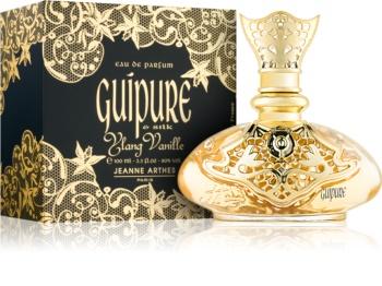 Jeanne Arthes Guipure & Silk Ylang Vanille eau de parfum pentru femei 100 ml
