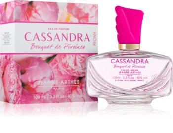 Jeanne Arthes Cassandra Bouquet de Pivoines eau de parfum pour femme 100 ml