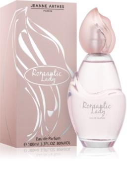 Jeanne Arthes Romantic Lady eau de parfum pour femme 100 ml