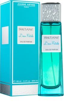 Jeanne Arthes Sultane L'Eau Fatale eau de parfum per donna 100 ml