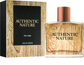Jeanne Arthes Authentic Nature eau de toilette pour homme 100 ml