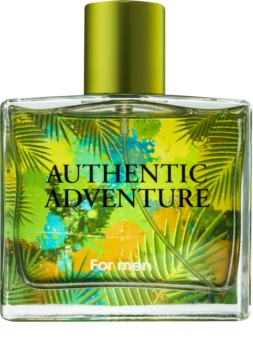 Jeanne Arthes Authentic Adventure Eau de Toilette for Men 100 ml