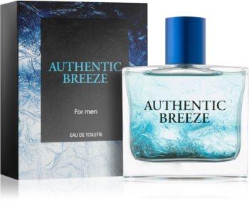 Jeanne Arthes Authentic Breeze Eau de Toilette for Men 100 ml