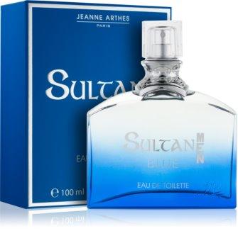 Jeanne Arthes Sultane Blue toaletná voda pre mužov 100 ml