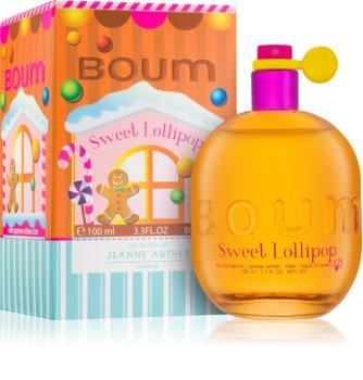 Jeanne Arthes Boum Sweet Lollipop parfumska voda za ženske 100 ml
