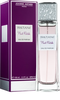 Jeanne Arthes Sultane Nuit Fatale Eau de Parfum for Women 100 ml