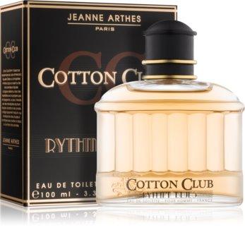 Jeanne Arthes Colonial Club Rhythm´n Blues Eau de Toilette for Men 100 ml