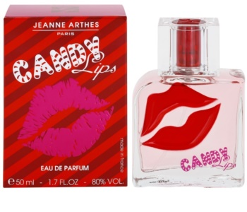 Jeanne Arthes Candy Lips Eau de Parfum Damen 50 ml
