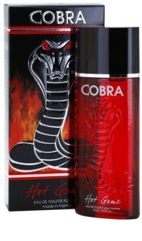Jeanne Arthes Cobra Hot Game Eau de Toilette for Men 75 ml