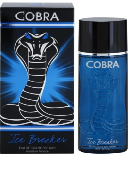 Jeanne Arthes Cobra Ice Breaker Eau de Toillete για άνδρες 75 μλ