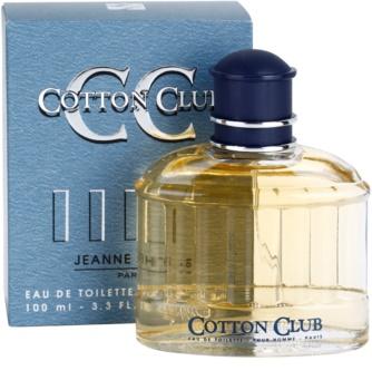 Jeanne Arthes Cotton Club toaletna voda za moške 100 ml