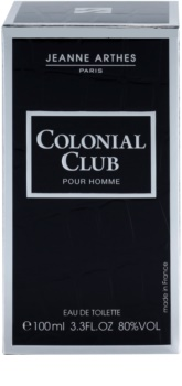 Jeanne Arthes Colonial Club Eau de Toilette für Herren 100 ml