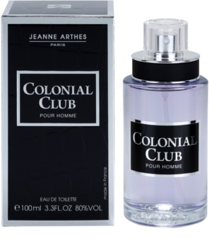 Jeanne Arthes Colonial Club Eau de Toilette voor Mannen 100 ml
