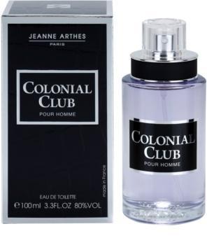 Jeanne Arthes Colonial Club woda toaletowa dla mężczyzn 100 ml