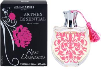 Jeanne Arthes Arthes Essential Rose Damascus Eau de Parfum para mulheres 100 ml