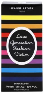Jeanne Arthes Love Generation Fashion Victim Parfumovaná voda pre ženy 60 ml