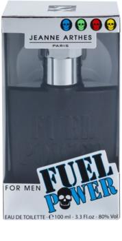 Jeanne Arthes Fuel Power toaletní voda pro muže 100 ml
