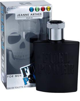 Jeanne Arthes Fuel Power eau de toilette pour homme 100 ml