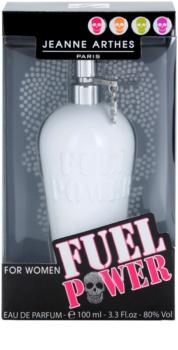 Jeanne Arthes Fuel Power eau de parfum pour femme 100 ml