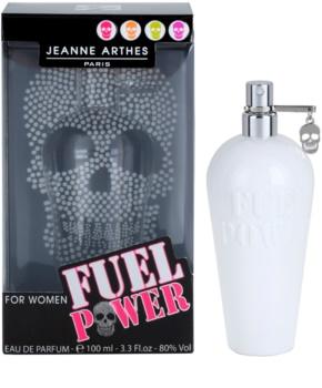 Jeanne Arthes Fuel Power Eau de Parfum für Damen 100 ml