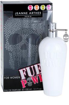 Jeanne Arthes Fuel Power Parfumovaná voda pre ženy 100 ml