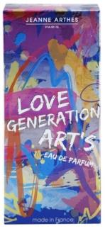 Jeanne Arthes Love Generation Art's eau de parfum pentru femei 60 ml
