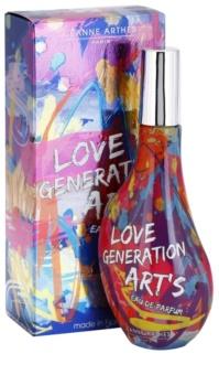Jeanne Arthes Love Generation Art's woda perfumowana dla kobiet 60 ml