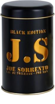 Jeanne Arthes J.S. Joe Sorrento Black Edition eau de toilette férfiaknak 100 ml