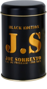 Jeanne Arthes J.S. Joe Sorrento Black Edition Eau de Toilette für Herren 100 ml