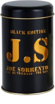Jeanne Arthes J.S. Joe Sorrento Black Edition Eau de Toilette für Herren 100 ml