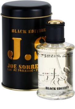 Jeanne Arthes J.S. Joe Sorrento Black Edition eau de toilette per uomo 100 ml