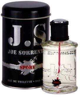 Jeanne Arthes J.S. Joe Sorrento Sport Eau de Toilette für Herren 100 ml