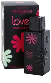 Jeanne Arthes Lover Blackberry eau de parfum pour femme 50 ml