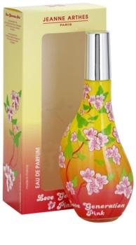 Jeanne Arthes Love Generation Pink eau de parfum pentru femei 60 ml