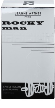Jeanne Arthes Rocky Man Irridium Eau de Toilette for Men 100 ml