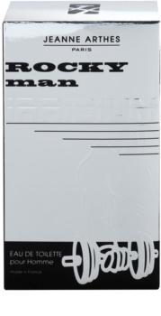 Jeanne Arthes Rocky Man Irridium Eau de Toilette für Herren 100 ml