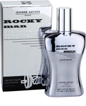 Jeanne Arthes Rocky Man Irridium toaletna voda za moške 100 ml