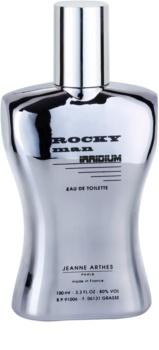 Jeanne Arthes Rocky Man Irridium тоалетна вода за мъже 100 мл.
