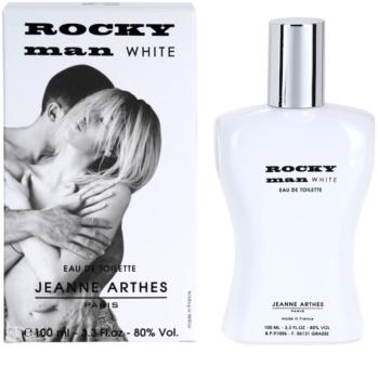 Jeanne Arthes Rocky Man White toaletní voda pro muže 100 ml