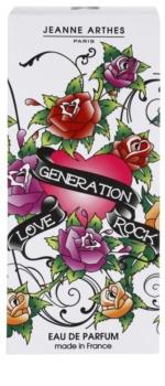 Jeanne Arthes Love Generation Rock Eau de Parfum for Women 60 ml