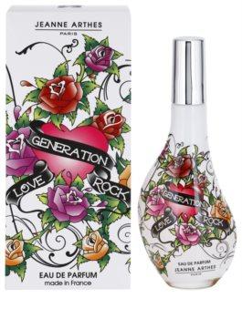Jeanne Arthes Love Generation Rock Parfumovaná voda pre ženy 60 ml