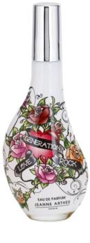 Jeanne Arthes Love Generation Rock parfumska voda za ženske 60 ml