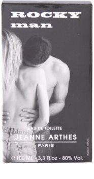 Jeanne Arthes Rocky Man Eau de Toilette Herren 100 ml