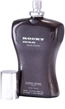 Jeanne Arthes Rocky Man Eau de Toilette for Men 100 ml