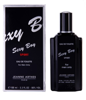 Jeanne Arthes Sexy Boy Sport toaletná voda pre mužov 100 ml