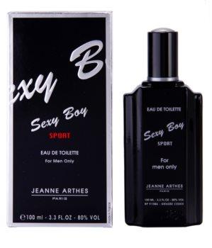 Jeanne Arthes Sexy Boy Sport toaletní voda pro muže 100 ml