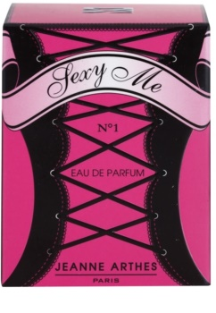 Jeanne Arthes Sexy Me No. 1 Eau de Parfum for Women 50 ml