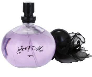 Jeanne Arthes Sexy Me No. 3 Eau de Parfum para mulheres 50 ml
