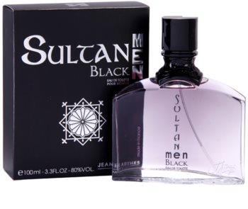Jeanne Arthes Sultane Men Black toaletní voda pro muže 100 ml