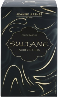 Jeanne Arthes Sultane Noir Velours Eau de Parfum for Women 100 ml